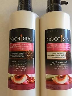 Hair Food Color Protect Shampoo and Conditioner infused with