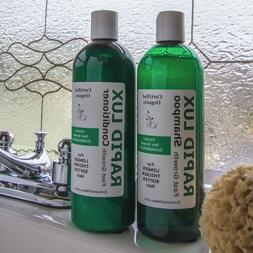 Rapid Lux Shampoo and Conditioner  Now You Can Grow Long Thi