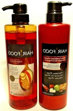 Hair Food Renew feed your hair,  Apple and Berry Fragrance