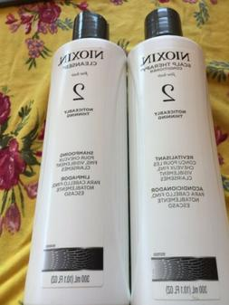 NIOXIN Scalp Therapy Shampoo&Conditioner Fine Hair 2 Noticea