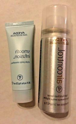 Set of 2 Travel size Aveda Hair care products + Free Fast Sh