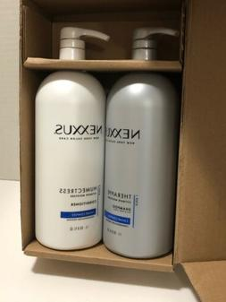 Nexxus Shampoo and Conditioner, 33.8 oz, Lot of 2