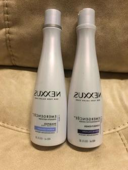 NEXXUS Shampoo And Conditioner Emergencee Strength Recovery