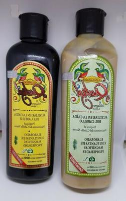 Shampoo Quetzal & Hair Conditioner Help in the Regrowth of h