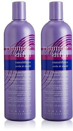 Clairol Professional Shimmer Lights Color Enhancing Conditio
