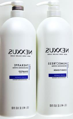 Nexxus Therappe Shampoo or Humectress Conditioner Caviar Com