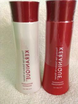 KERANIQUE Thinning Hair Solution For Women~Shampoo And Condi