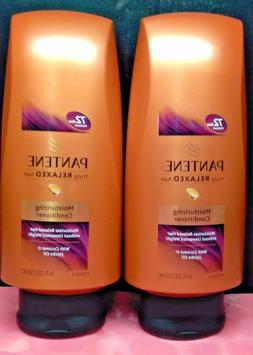Pantene Pro-V Truly Relaxed Hair Moisturizing Conditioner 24