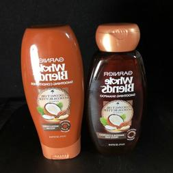Garnier Whole Blends Smoothing Shampoo with Coconut Oil & Co
